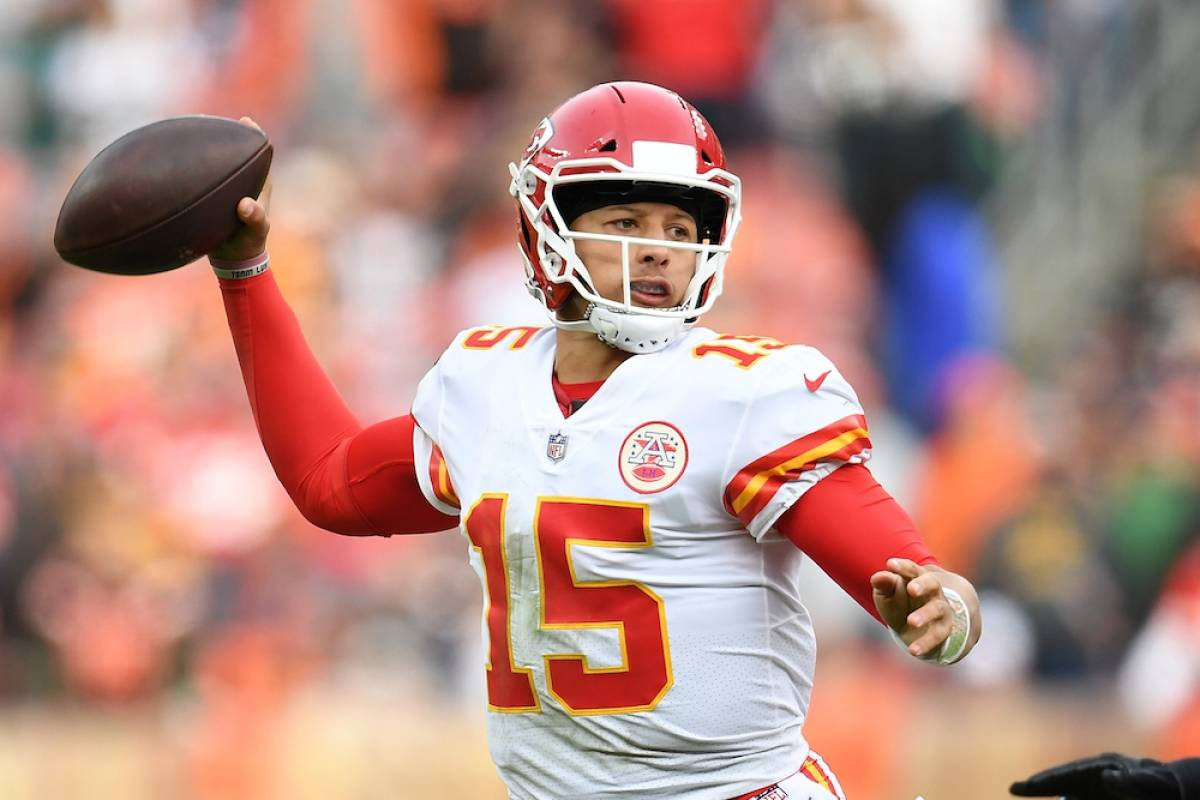 Chiefs 37-21 Browns / Getty Images