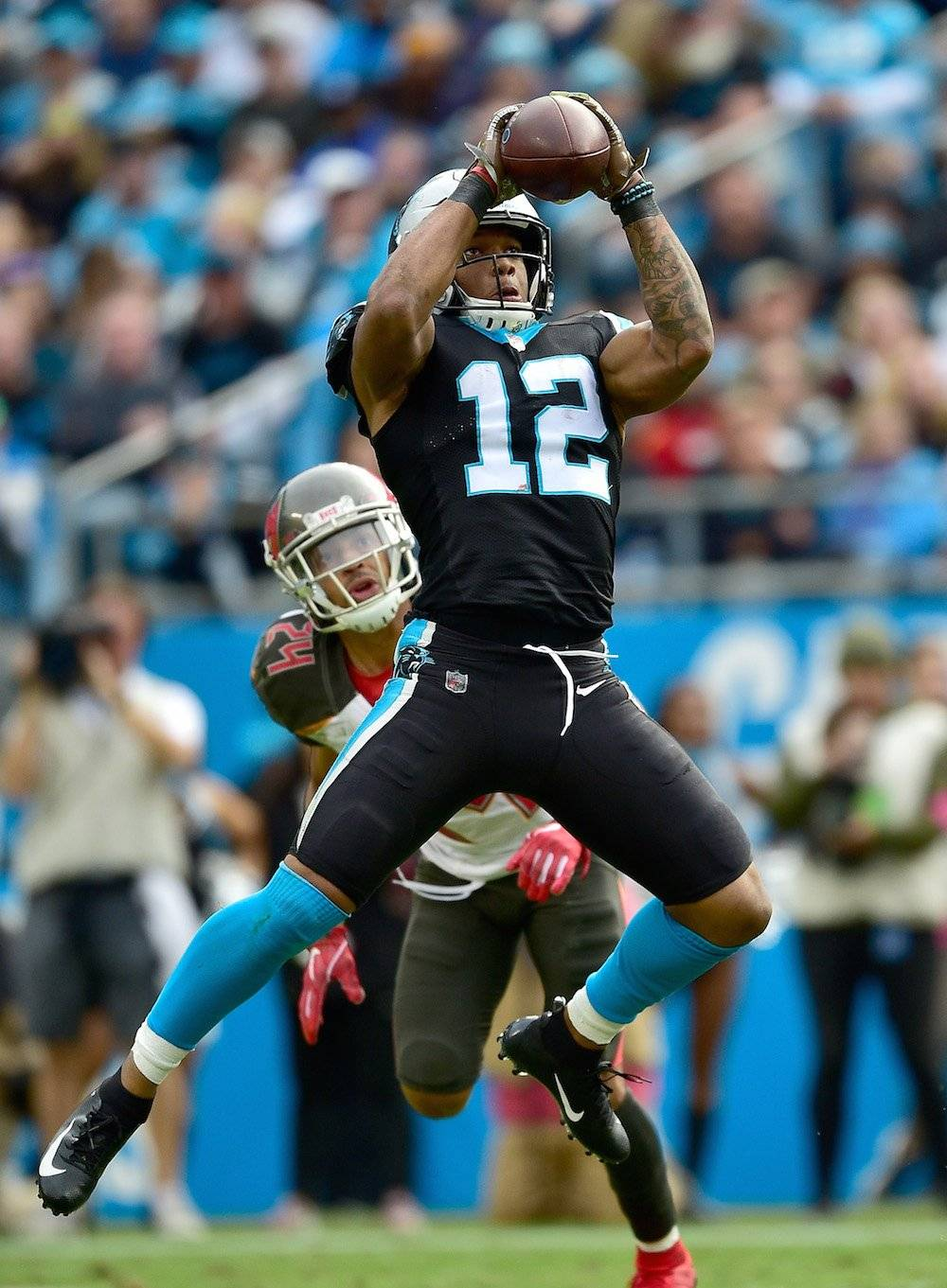 Buccaneers 28-42 Panthers / Getty Images