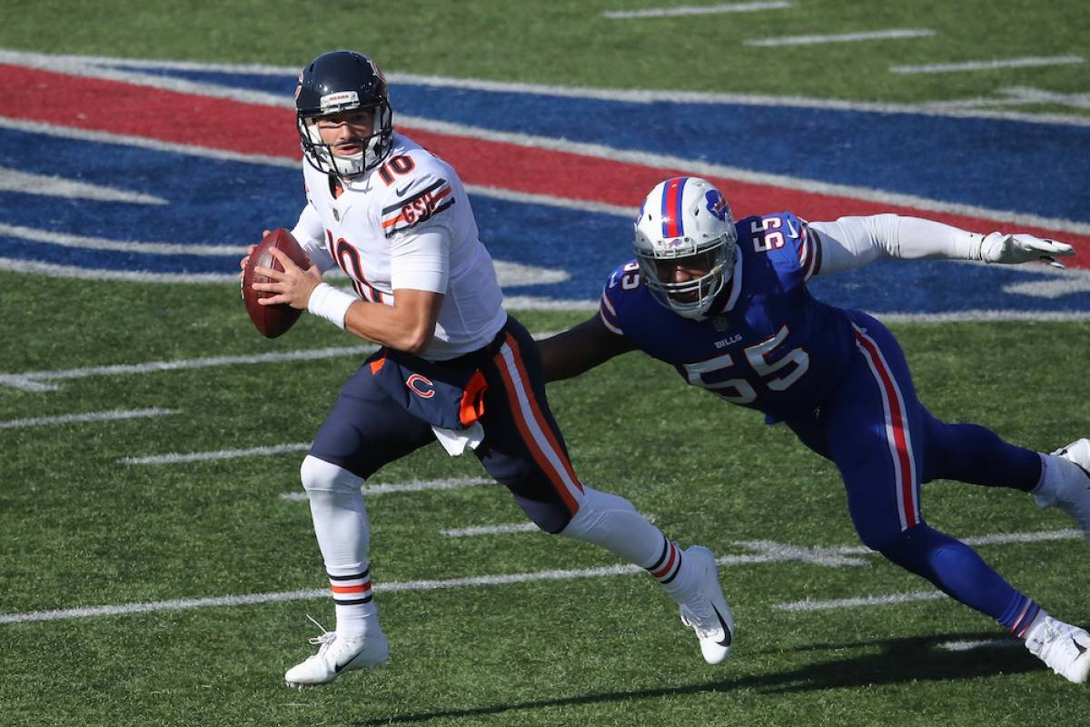 Bears 41-9 Bills / Getty Images
