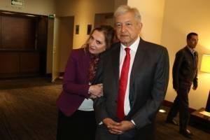 Esposa de AMLO lamenta lo que dicen del futuro mandatario