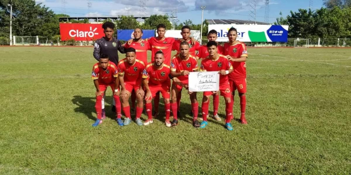 Jarabacoa FC golea 4-1 al Unión en apertura Serie B