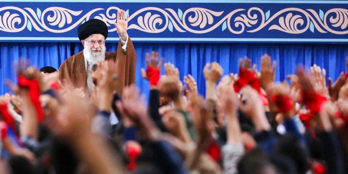 Irán conmemora la toma de la embajada de Estados Unidos