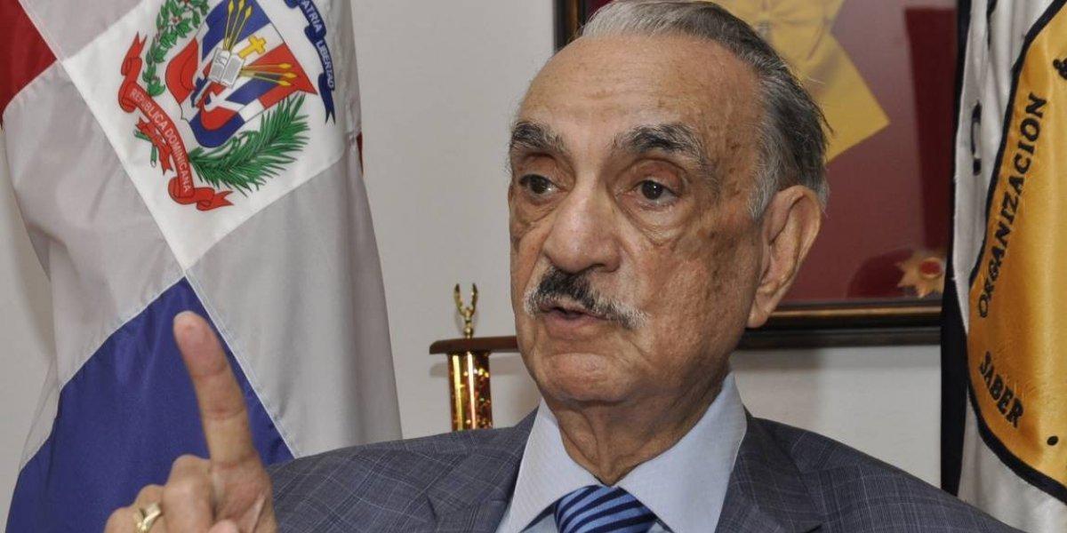 UASD lamenta el fallecimiento de José Rafael Abinader