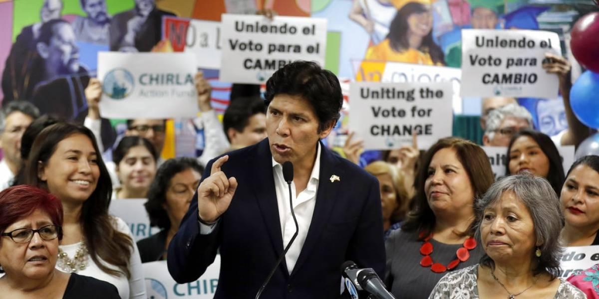 Kevin de León, el candidato latino que anhela ganar en comicios de California