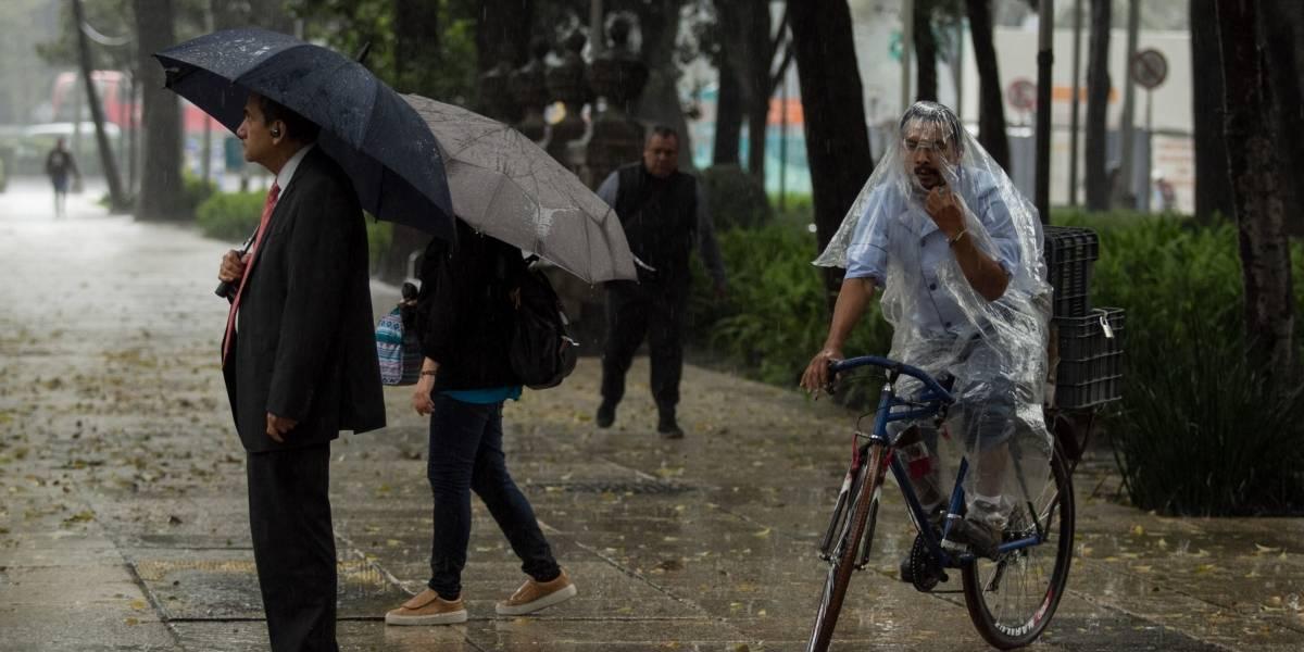 """""""Xavier"""" favorece el potencial de tormentas en varias zonas del país"""