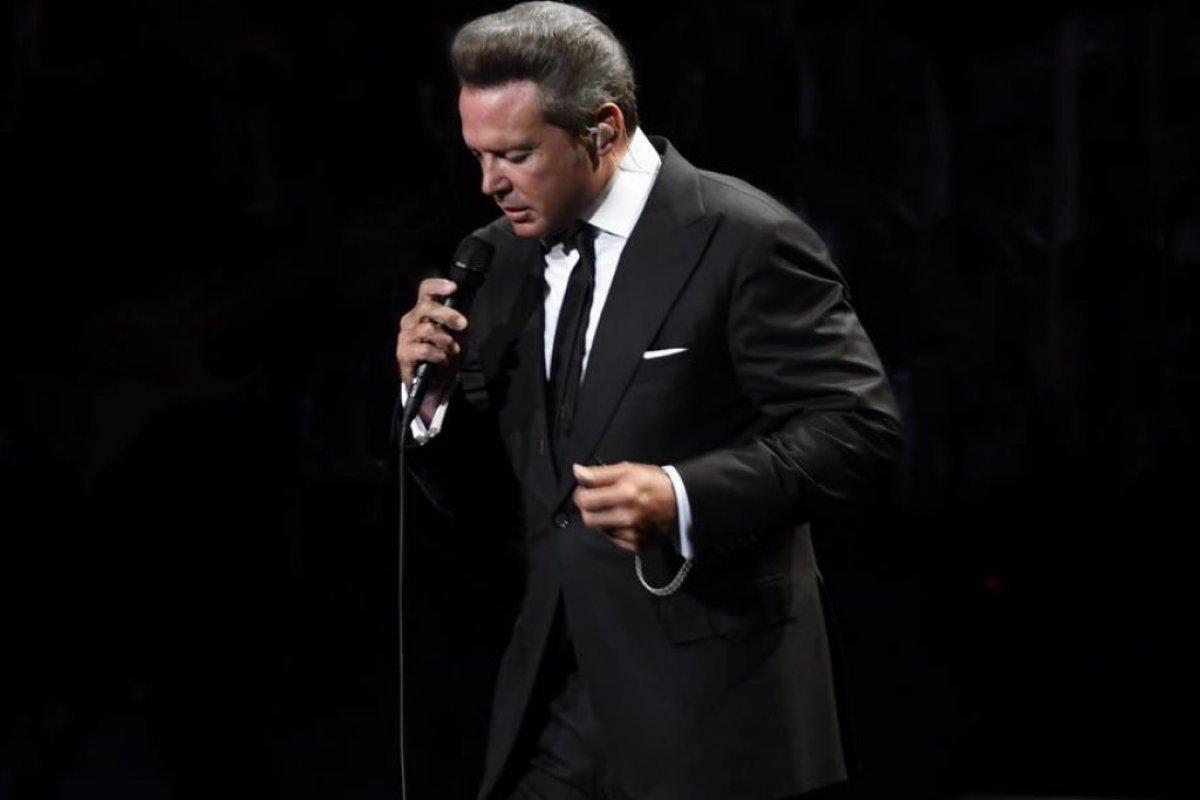 Luis Miguel ofrecerá conciertos en el Auditorio Nacional Instagram