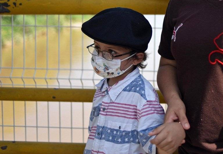 Mery Sair, migrantes hondureño