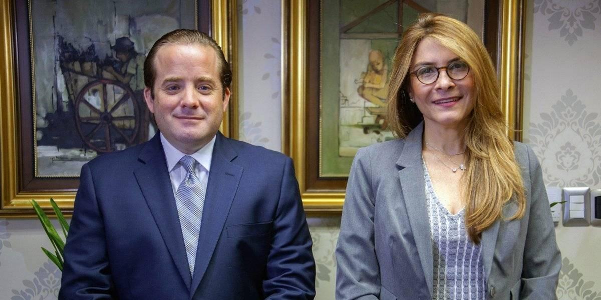 Paliza y Carolina ofrecen condolencia por muerte de Abinader Wassaff