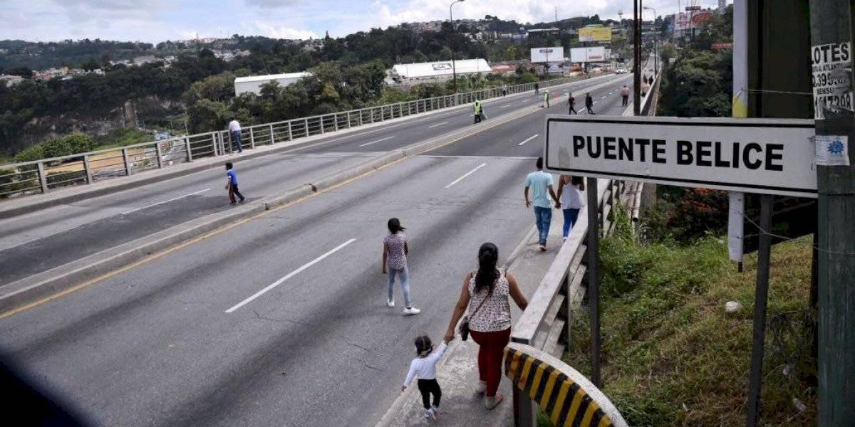 Puente Belice será cerrado de nuevo este fin de semana