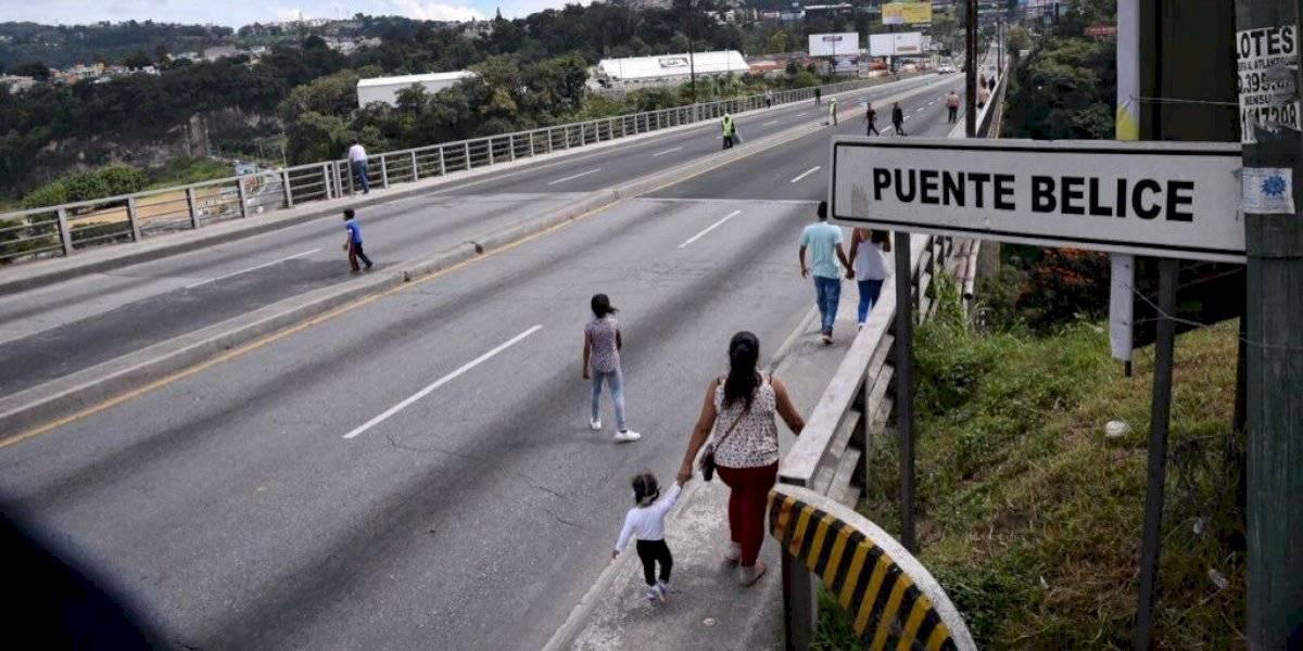 Anuncian cierres en el puente Belice a partir del domingo