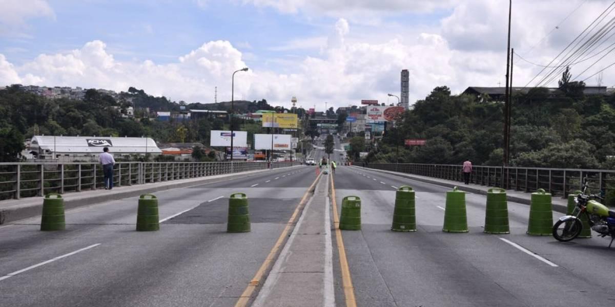 El último cierre del puente Belice será de 33 horas continuas