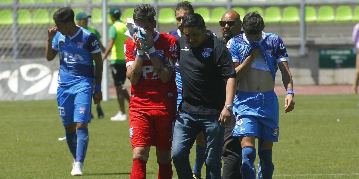 San Marcos de Arica del Clavito Godoy descendió a Segunda División tras igualar ante Wanderers