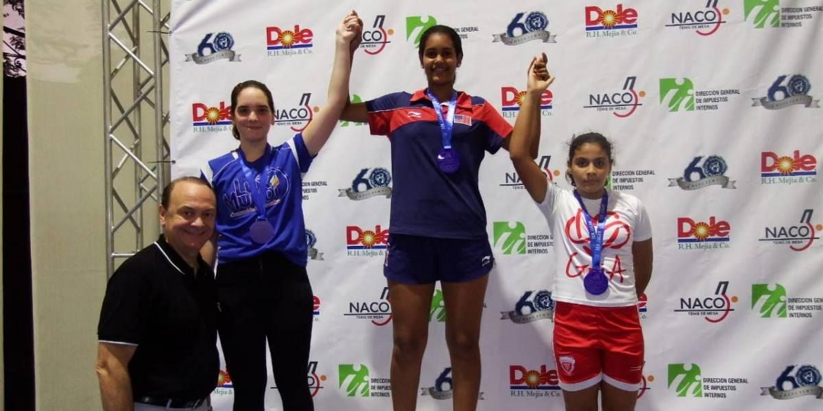 Muñoz, Rojas y Tejada ganan oro  en U-11,U-13 y U-15 en Clásico Mario Álvarez