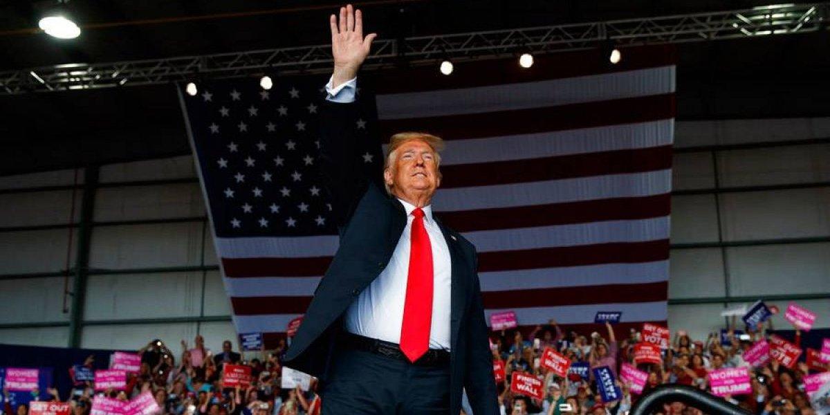 Trump dice que se enfoca en el Senado de cara a elecciones