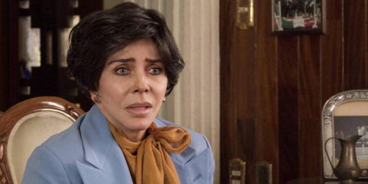 Verónica Castro regresa a 'La casa de las flores'