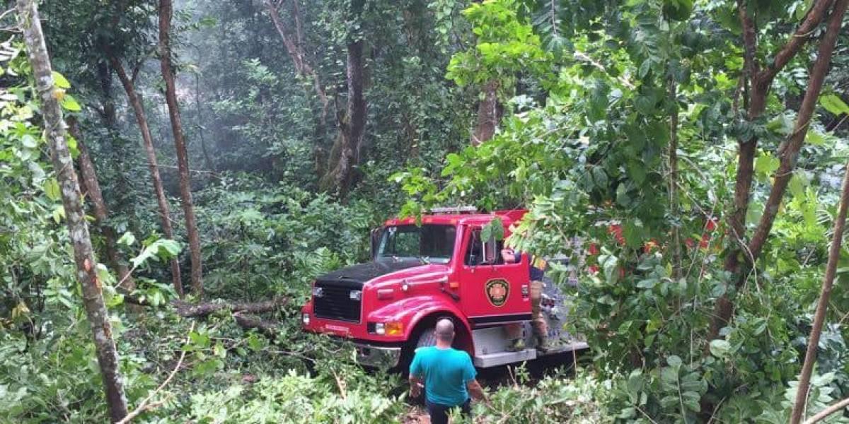Sindicato de Bomberos denuncia estado de camiones