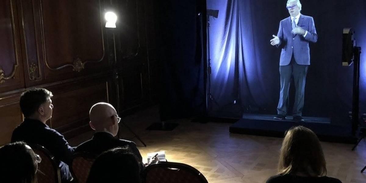 A universidade britânica onde hologramas serão professores