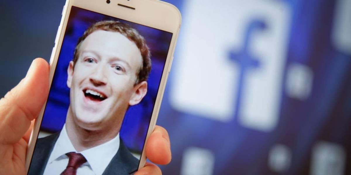 Como Mark Zuckerberg usa sua própria conta no Facebook