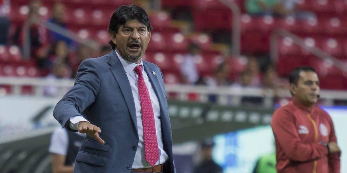 Sin Liguilla, Cardozo reconoce el fracaso de Chivas