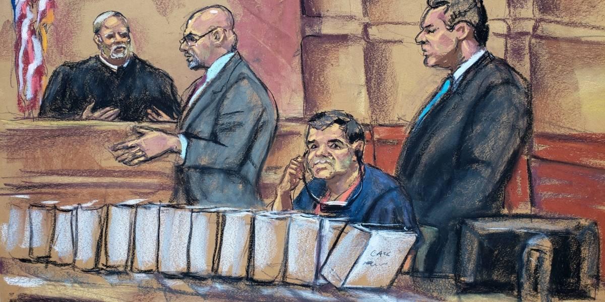 Empieza juicio contra el Chapo Guzmán, el más mediático de las últimas décadas