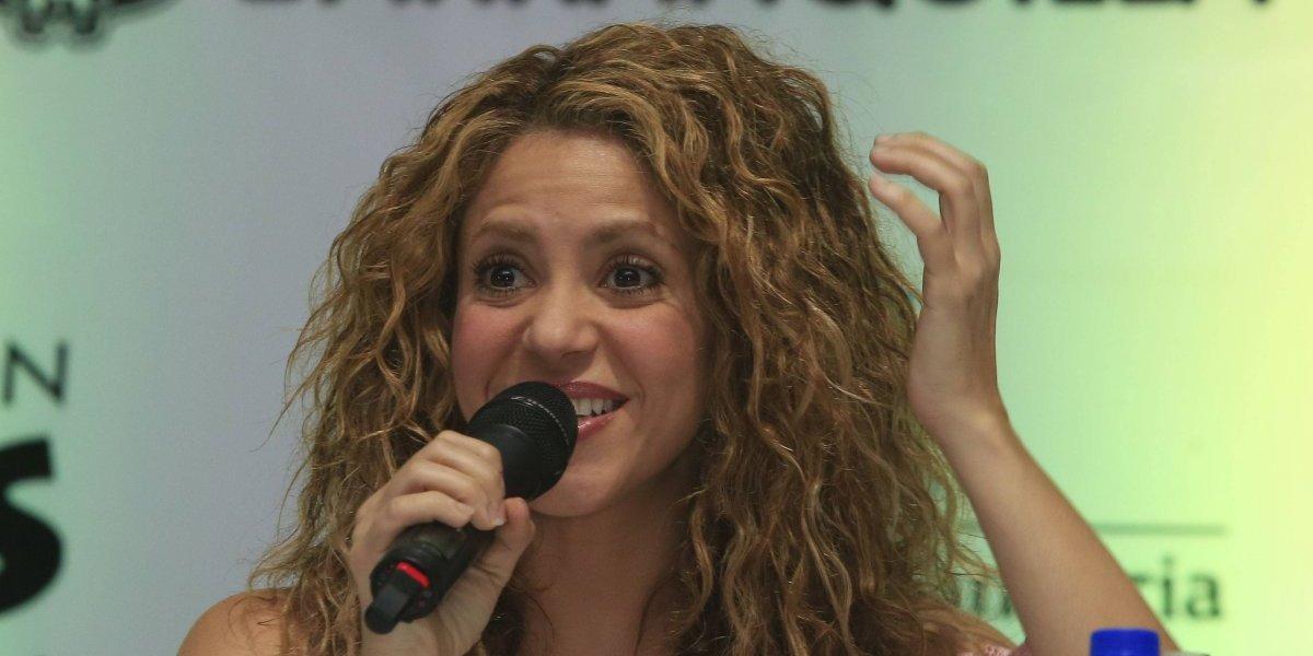 Fiscalía acusa a Shakira de millonario Fraude Fiscal