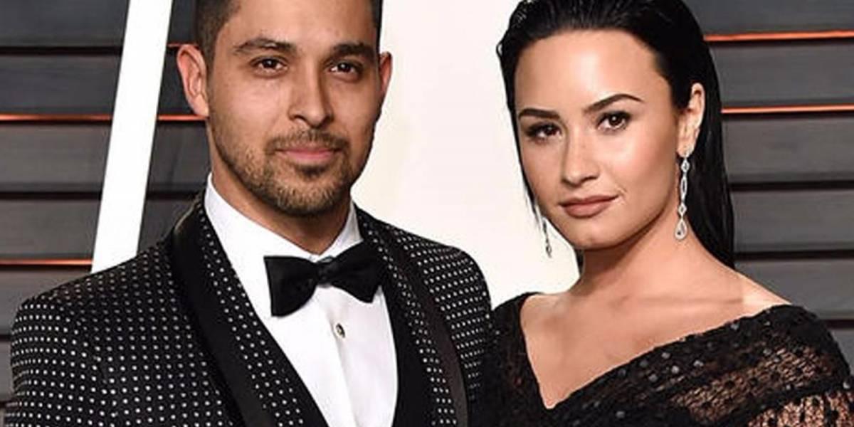 Wilmer Valderrama habla sobre Demi Lovato