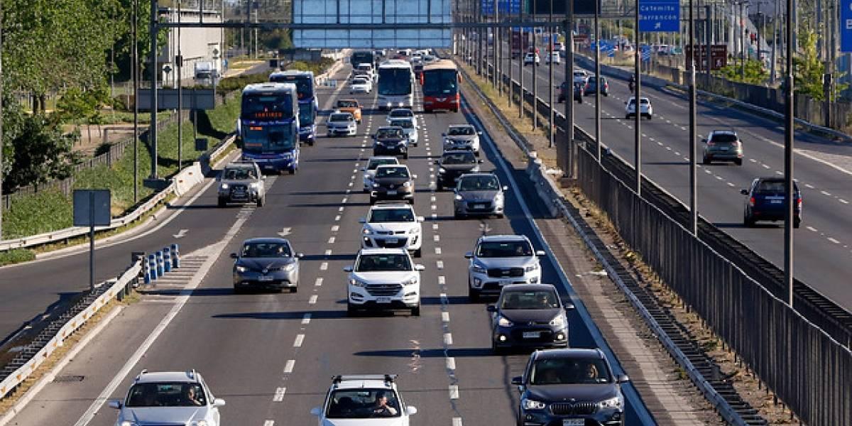Quince fallecidos en accidente de tránsitos durante fin de semana largo: once menos que el último año comparable