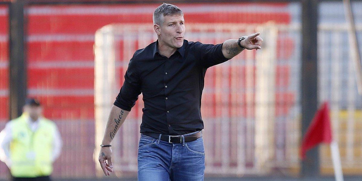 Martín Palermo ya suena en un club peruano tras abandonar Unión Española