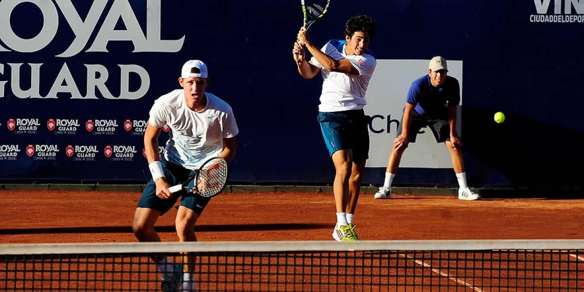 Nicolás Jarry y Christian Garín cierran el año alcanzando el mejor ranking de sus respectivas carreras