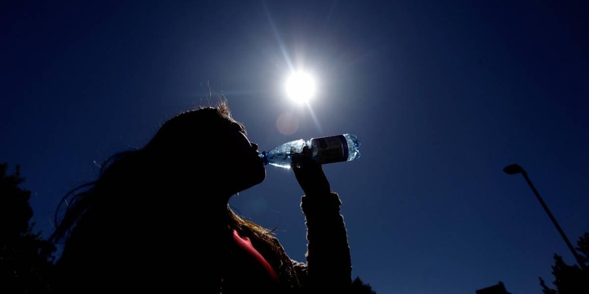 El calor llegó con todo a Santiago y la zona central: máximas alcanzarán los 34 grados durante esta semana