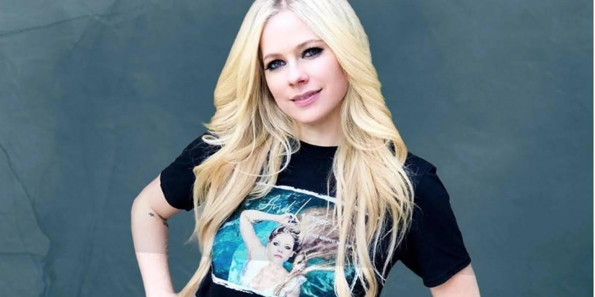 """Avril Lavigne responde a teoría sobre su muerte: """"No logro entender por qué pensaron eso"""""""