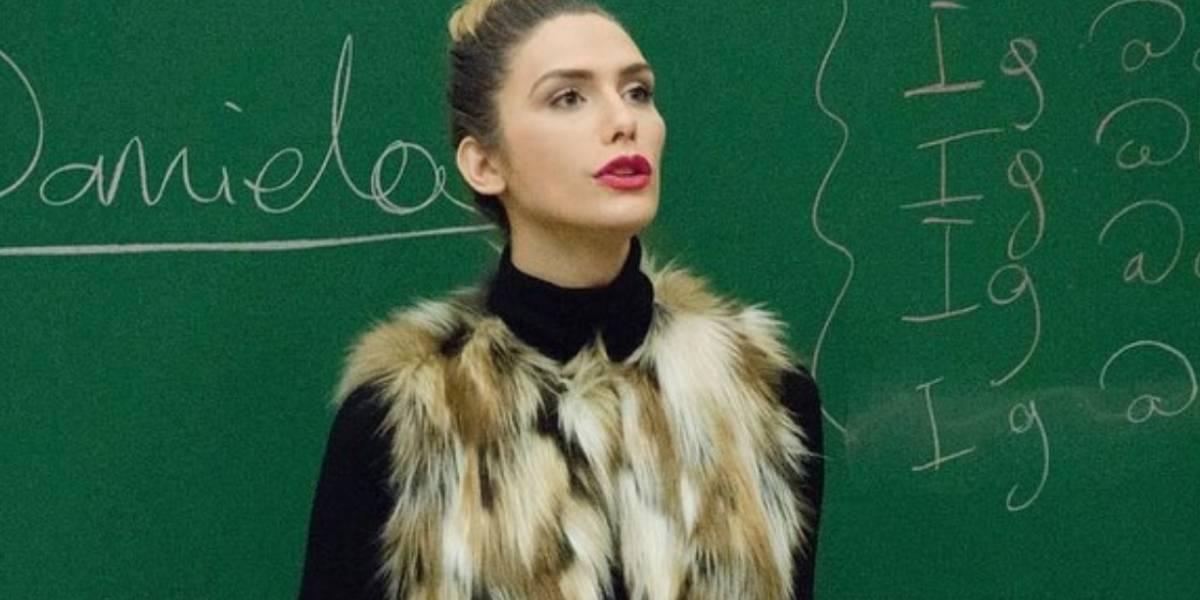 La respuesta de Miss España a una mamá que desató polémica: si tu hijo te pide llevar uñas azules ¿Por qué no?