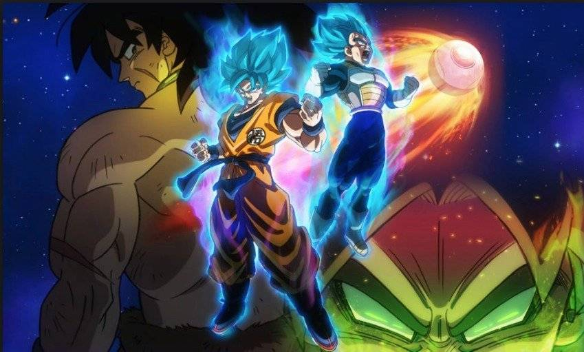 dragon ball super Internet