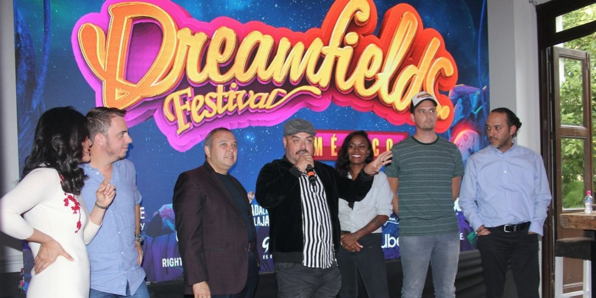 Dreamfields Festival  presume sus millones en Jalisco