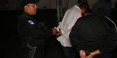 cuatro integrantes de una familia capturados en zona 7
