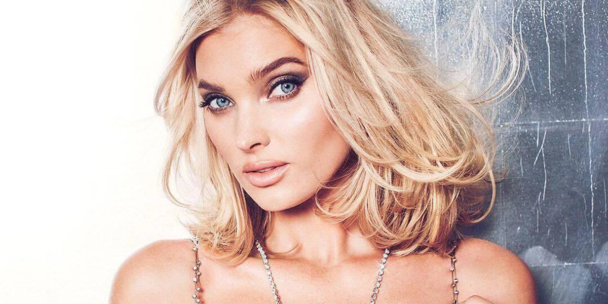 Elsa Hosk usará sutiã milionário em desfile da Victoria's Secret