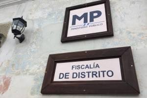 Fiscalía Distrital de Sacatepéquez