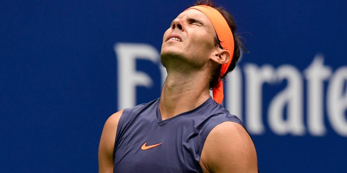 Rafael Nadal se baja del Masters de Londres y no podrá ganar el único gran torneo que le falta