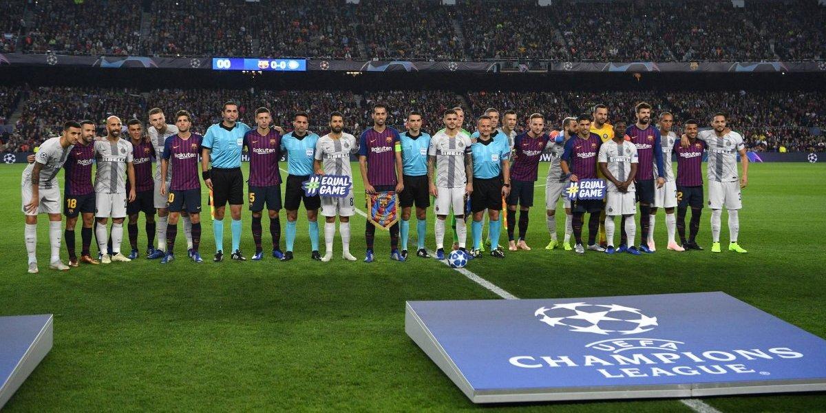 Juego Inter-Barcelona rompe récord en taquilla