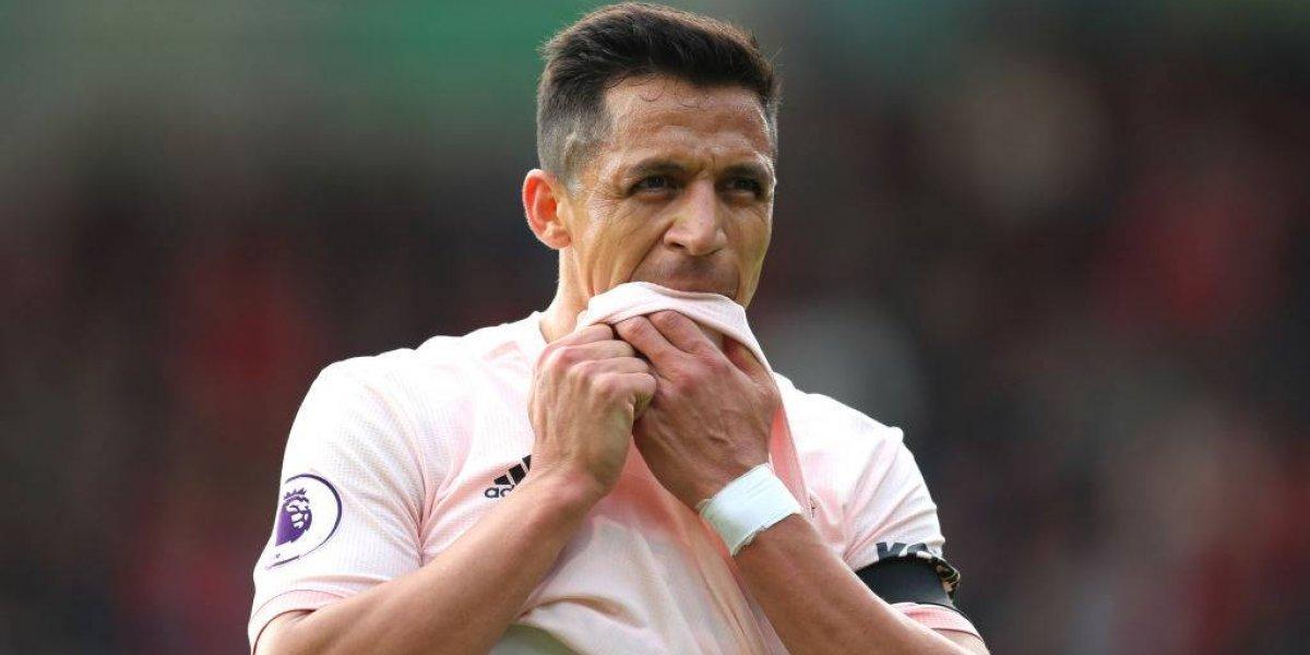En Inglaterra culpan al alto salario de Alexis Sánchez como el problema para renovarle a De Gea y Martial