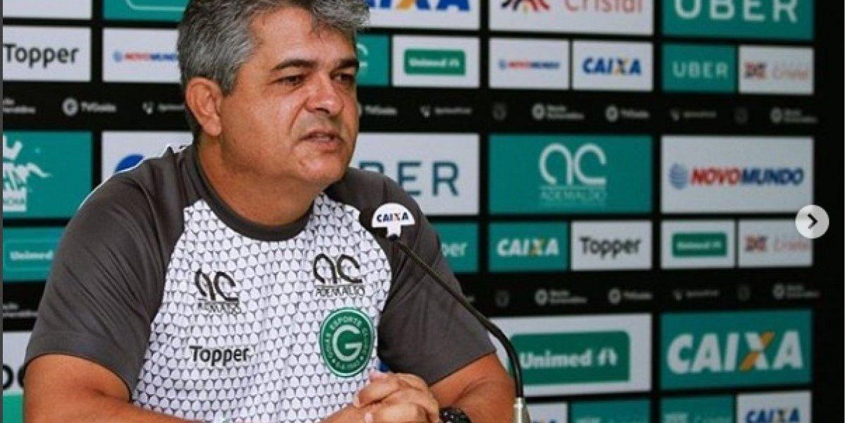 SÉRIE B: onde assistir ao vivo online o jogo Goiás x Sampaio Corrêa