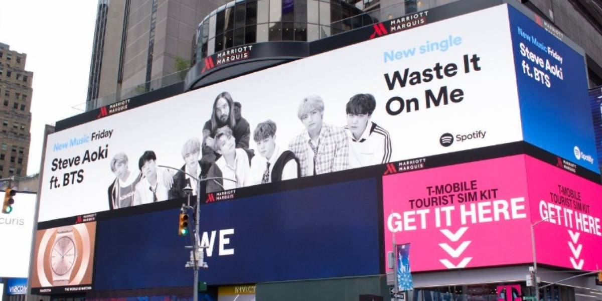 Saiu o videoclipe de 'Waste it on me' do grupo BTS com Steve Aoki