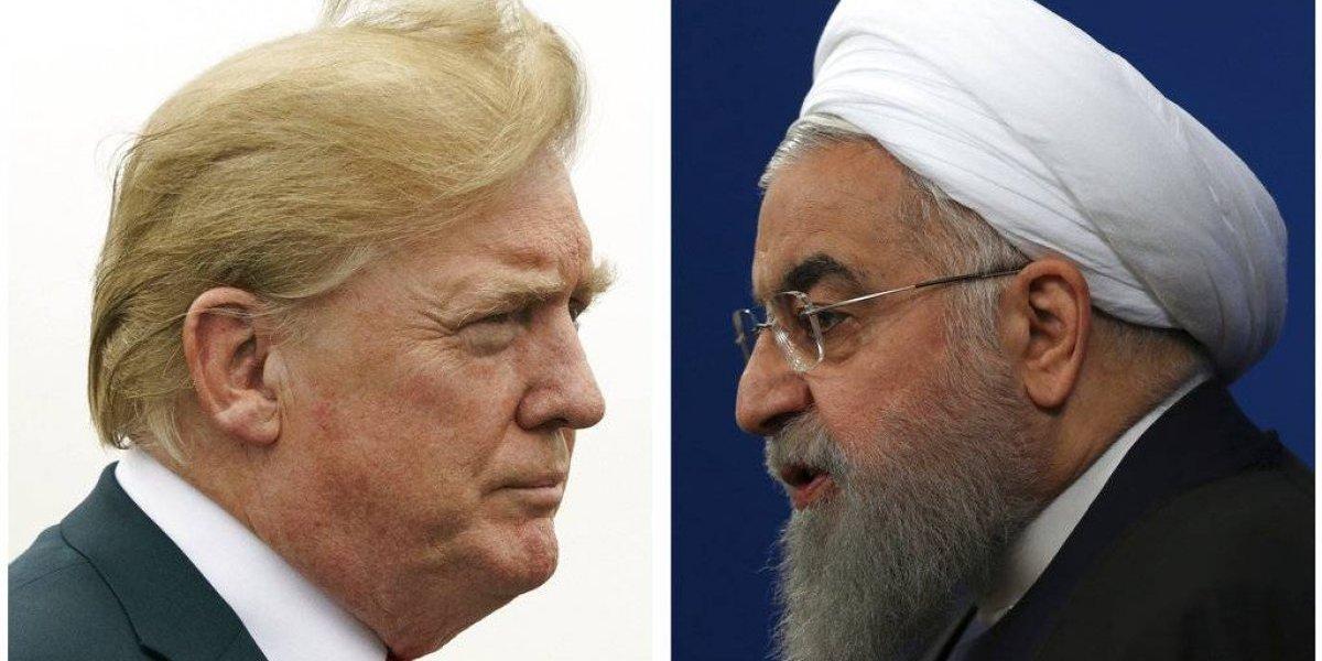 Irán negociará si Estados Unidos cumple con sus obligaciones: Hasan Rohani