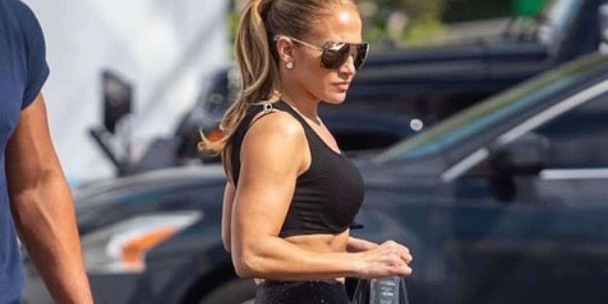 Jennifer Lopez revela espaço 'simples' onde compartilha alguns momentos com os filhos