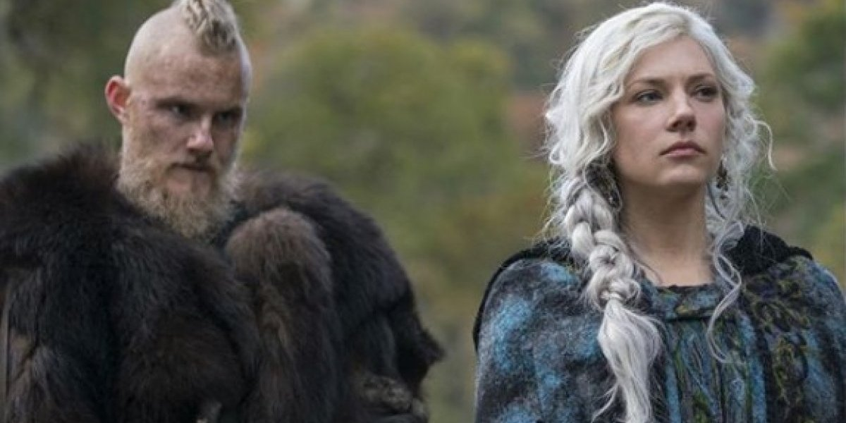 Vikings: Katheryn Winnick divulga vídeo sobre futuro de Lagertha no final da 5ª temporada
