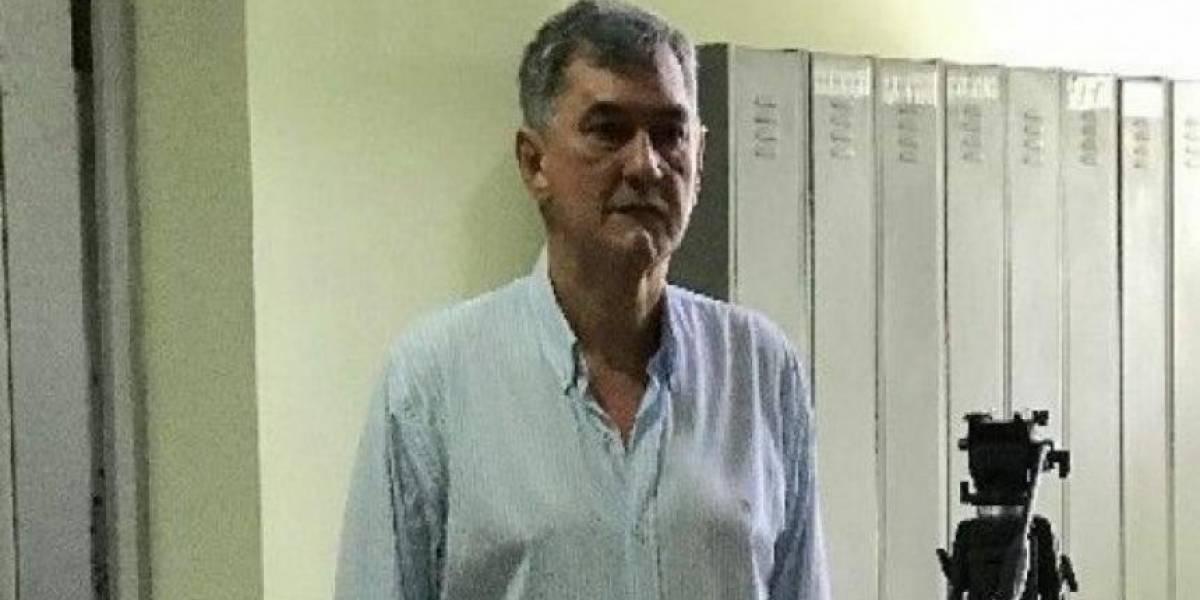Se entrega a la justicia el padre del exgobernador de Córdoba Alejandro Lyons