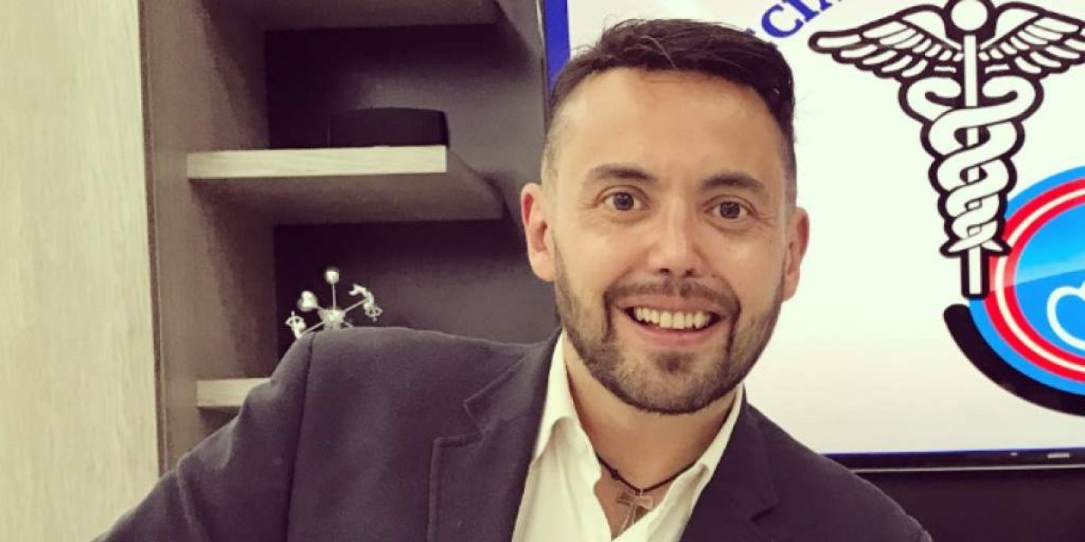 Presentador mexicano asegura que se le apareció la Virgen y lo probó con esta foto