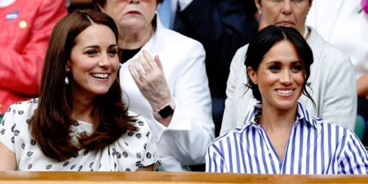 Kate Middleton planifica baby shower para Meghan