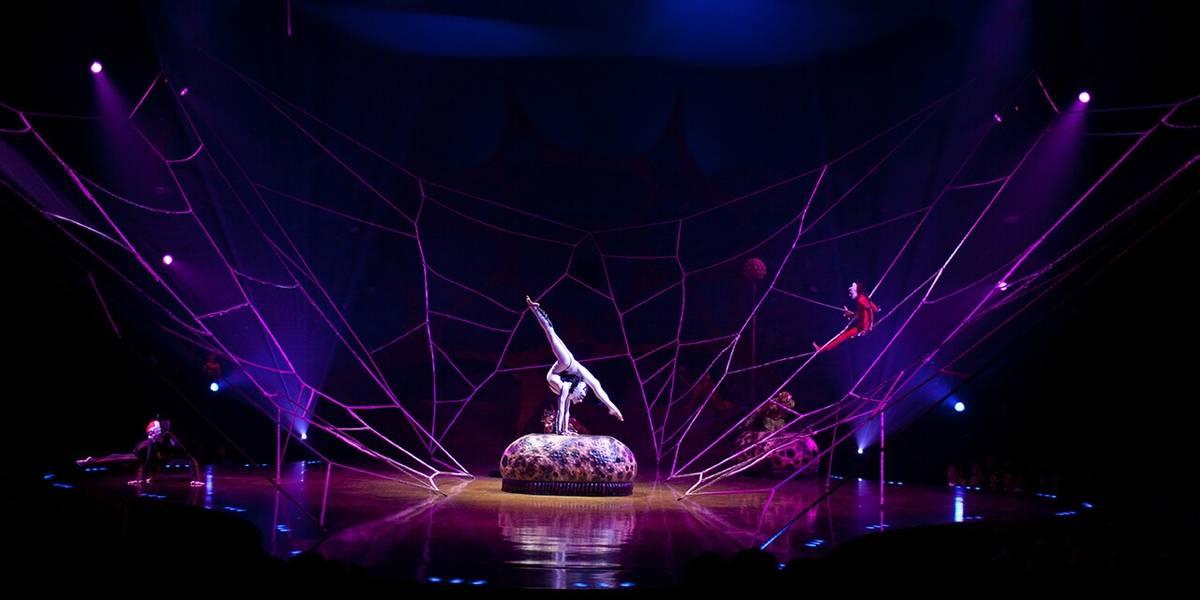Cirque du Soleil traz ao Brasil novo espetáculo 'OVO'