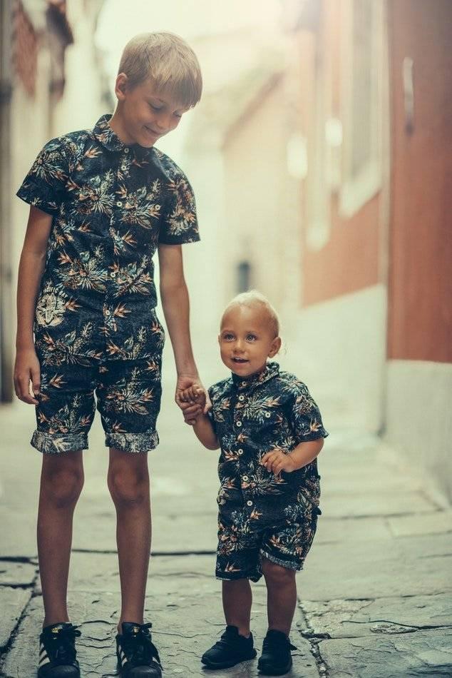 hermanos menores